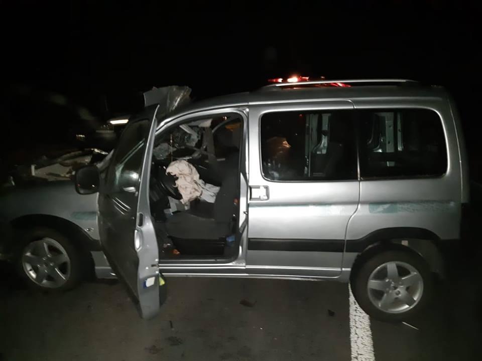 Incidente Vial en Ruta 5