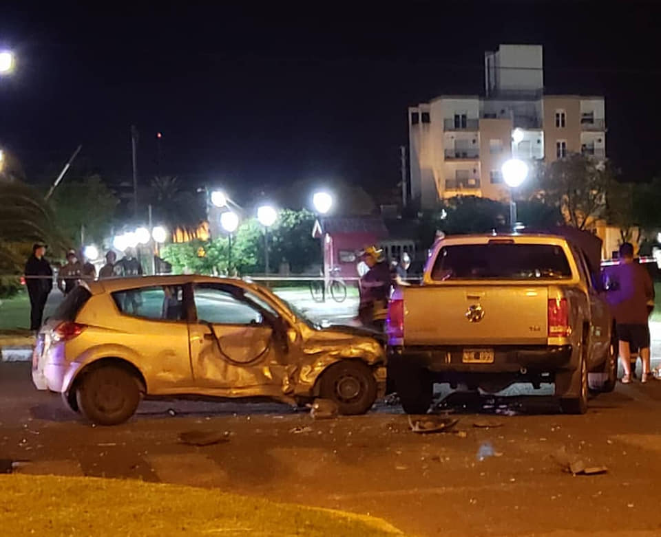 Incidente vehicular en  Ugarte y Wilde