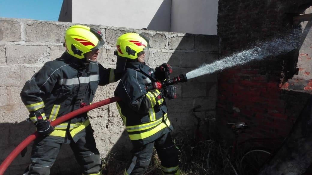 Incendios en la ciudad y zona rural