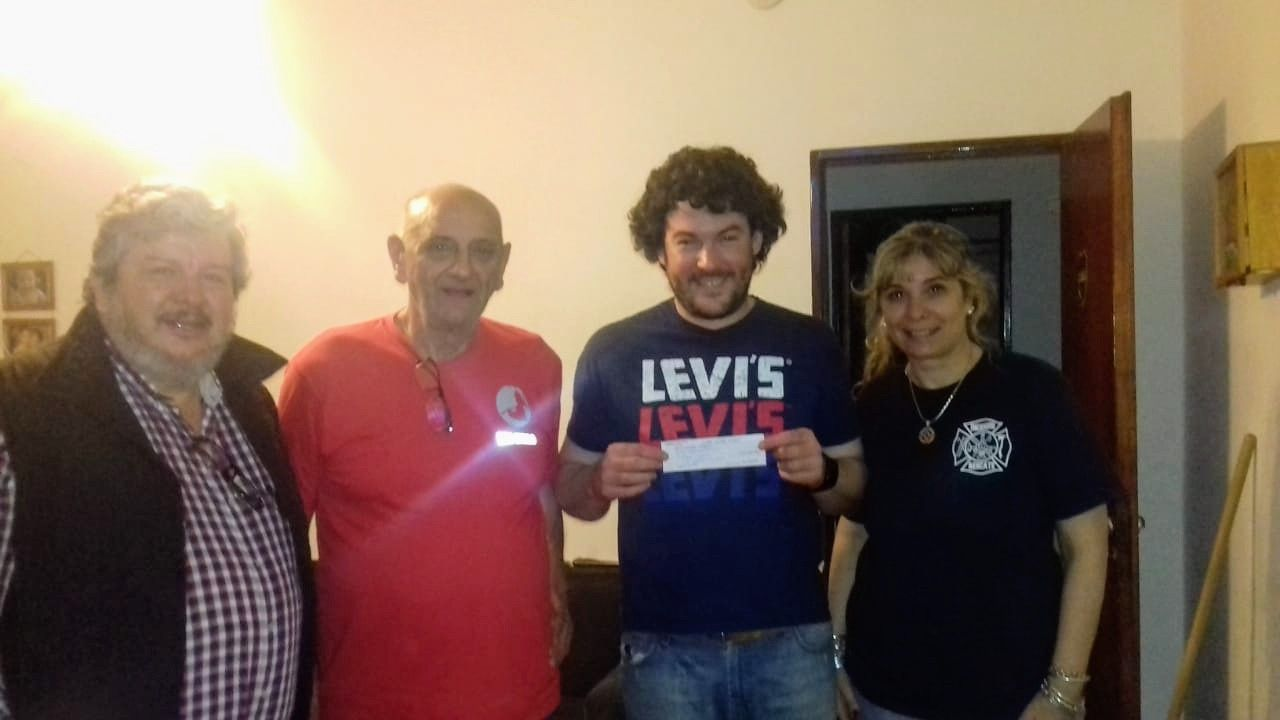 Ganador Abono Solidario de Octubre
