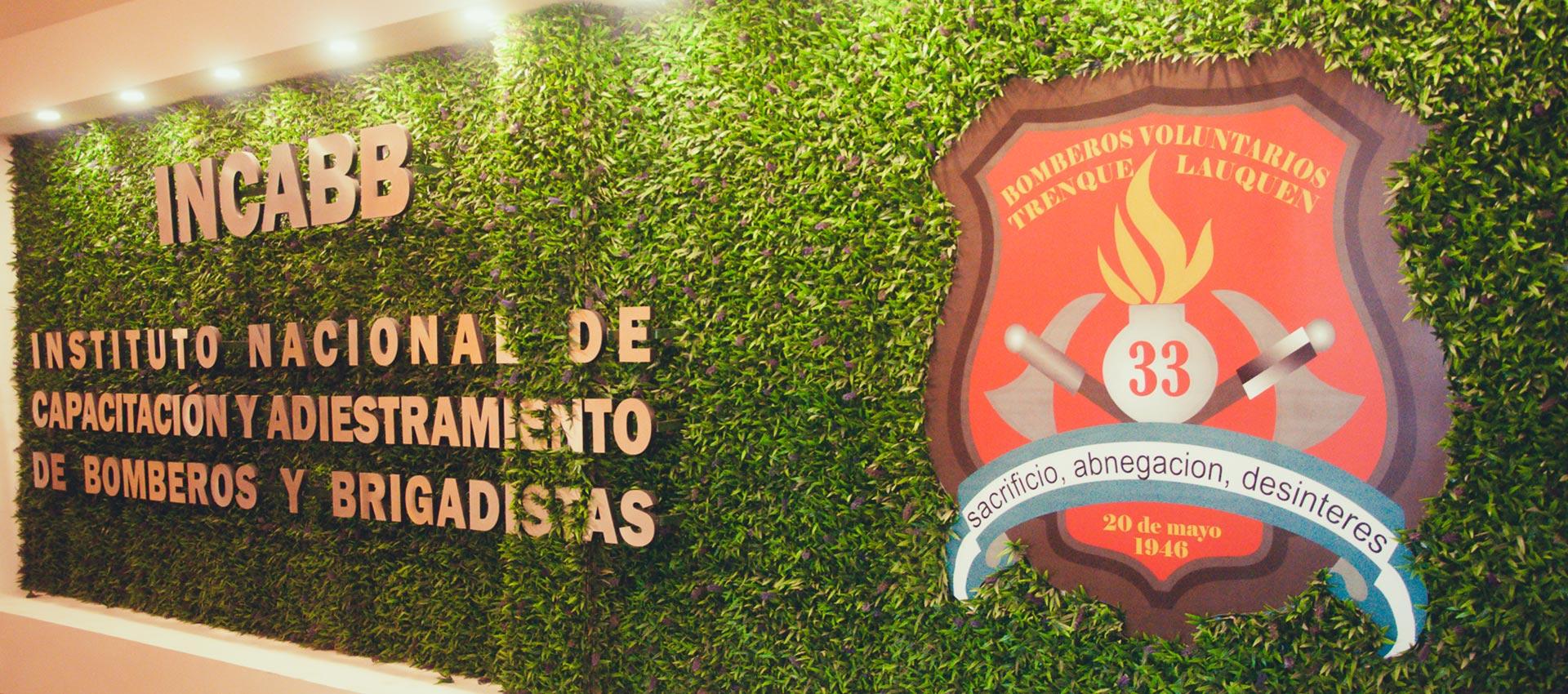 Instituto Nacional de Capacitación y Adiestramiento de Bomberos y Brigadistas