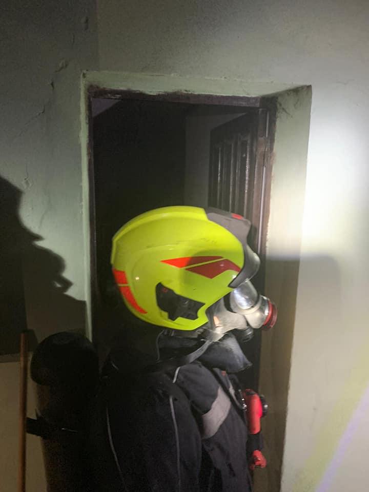 Incendio en vivienda