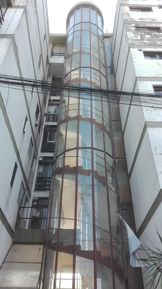 Revisión de sistemas de seguridad en edificios