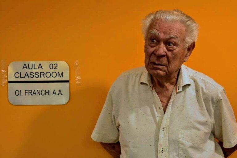 Falleció el Oficial de Reserva Alberto A. Franchi