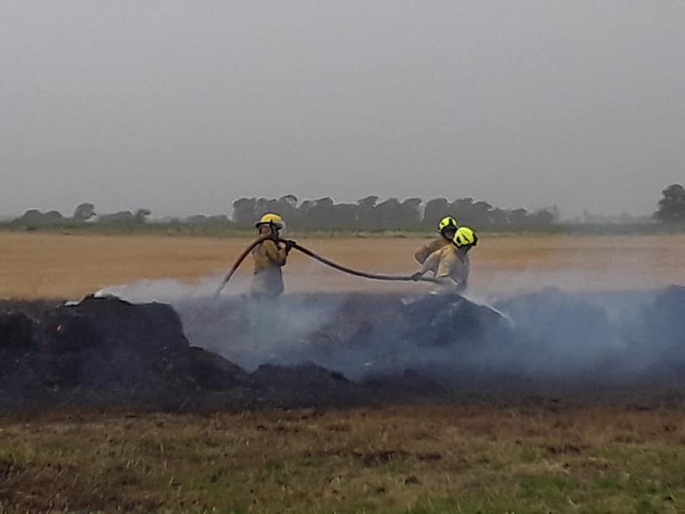 Incendio Rural
