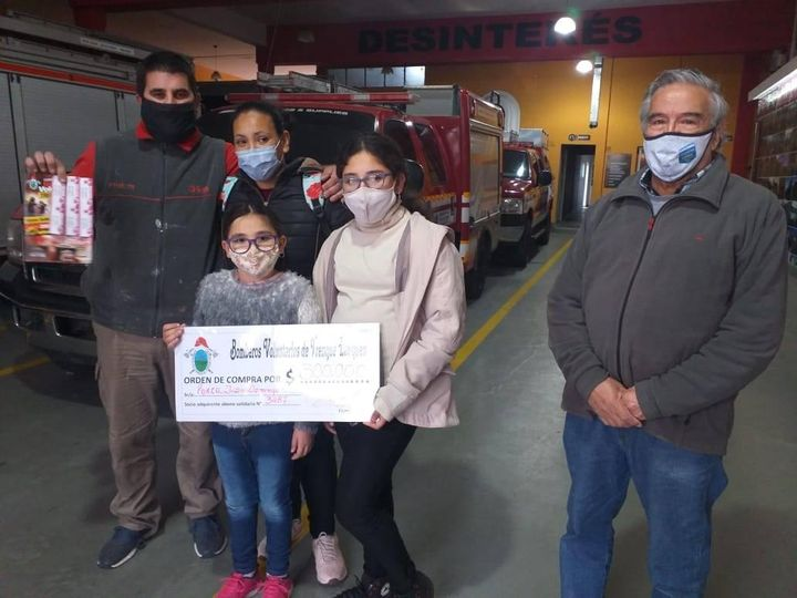Ganador de mayo del Abono Revancha Solidaria