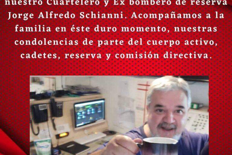 Jorge Alfredo Schianni QEPD